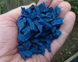 Garuda 100% wire free Blue Rubber Chipping